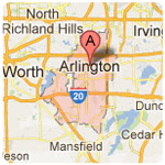 arlington texas roof repair service area