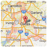 dallas texas roof repair service area