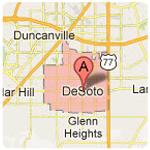de soto texas roof repair service area