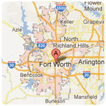 fort worth texas roof repair service area