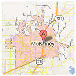 mckinney texas roof repair service area