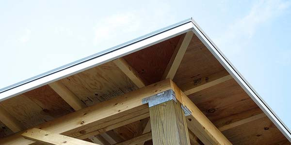 The Important Function Of Roof Drip Edges